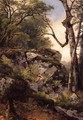 Woodland Scene - Asher Brown Durand