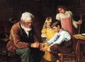 Pulling out the Splinter - John Joseph Enneking