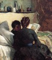The Little Convalescent - Eastman Johnson
