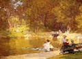 In Central Park - Edward Henry Potthast