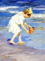 Brighton Beach 2 - Edward Henry Potthast