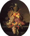 Still Life with Fruit - Paul Lacroix