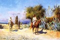 Arabs on the Move - Edwin Lord Weeks