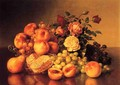 Still Life with Peaches - Robert Spear Dunning