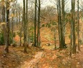 Virginia Woods - Theodore Robinson