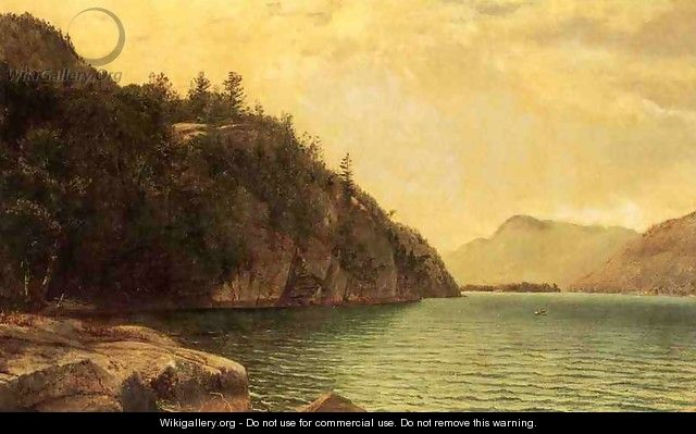 Lake George - David Johnson