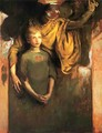 Boy and Angel - Abbott Handerson Thayer