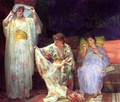 The Harem - Henry Siddons Mowbray