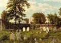 Leverington Cemetery - William Trost Richards