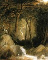 The Mountain Stream - John Frederick Kensett