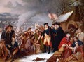 George Washington at Valley Forge - Tompkins Harrison Matteson
