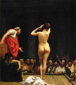 Selling Slaves in Rome - Jean-Léon Gérôme