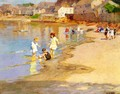 At the Beach I - Edward Henry Potthast