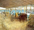 The Wharves, Nassau - Julian Alden Weir