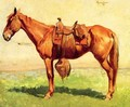 Cow Pony - Frederic Remington