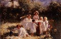 The Young Arcadians - Robert Gemmell Hutchison