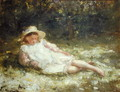 Idle Moments - Robert Gemmell Hutchison