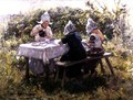 The Tea Party - Robert Gemmell Hutchison