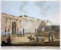 The Mysore Gate at Bangalore - (after) Hunter, Lieutenant James