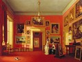 Lord Northwicks Picture Gallery at Thirlestaine House - Robert Huskisson