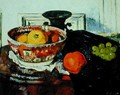 Still Life Chinese Bowl - George Leslie Hunter