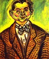 Self-Portrait - Joaquin Miro