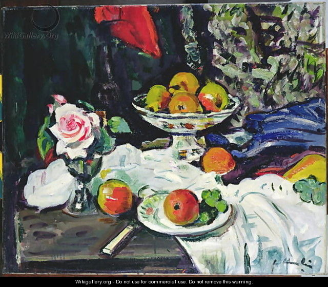 Still Life - George Leslie Hunter