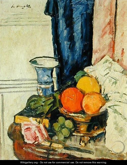 Still Life 2 - George Leslie Hunter