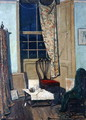 The Corner of a Room - James Dickson Innes