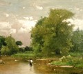 Pampton New Jersey - George Inness Jnr.