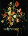 Flower Still Life - Jan Van Huysum