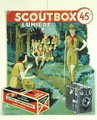 Poster advertising the Scoutbox camera - Jack
