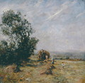 Harvest Scene - Frederick William Jackson