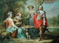 Picnic in the Park - Frans Christoph Janneck