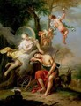 Diana and Endymion - Frans Christoph Janneck