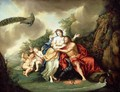 Jupiter and Juno - Frans Christoph Janneck