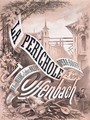 Poster for La Perichole an operetta by Jacques Offenbach 1819-80 Henri Meilhac 1830-97 and Ludovic Halevy 1834-1908 - A. Jannin