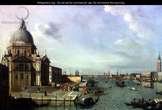 Santa Maria della Salute Venice - William James