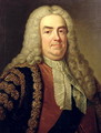 Portrait of Sir Robert Walpole 1676-1745 - Charles Jervas