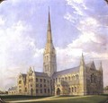 Salisbury Cathedral - L. and Bettridge, H. Jennens