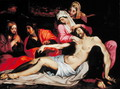 The Lamentation of Christ - Abraham Janssens van Nuyssen