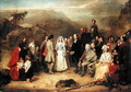 Marriage of the Covenanter - Alexander Johnston