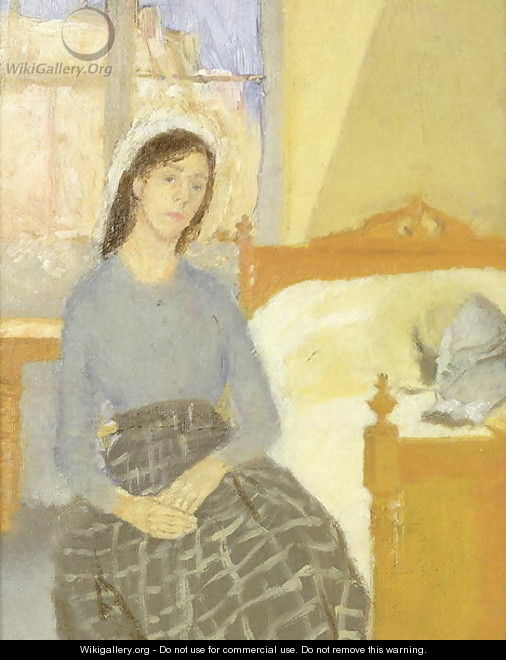 The Artist in her Room in Paris - Gwen John