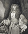 Frances Teresa Stewart Duchess of Richmond and Lennox - (after) Johnson, Cornelius I
