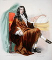 Jean Baptiste Lully 1632-87 - Tony Johannot