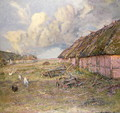 On the Farm - Viggo Johansen