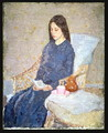 The Convalescent - Gwen John