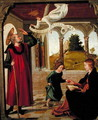 The Holy Family - Borgona Juan de