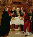 The Circumcision and The Presentation in the Temple - Borgona Juan de