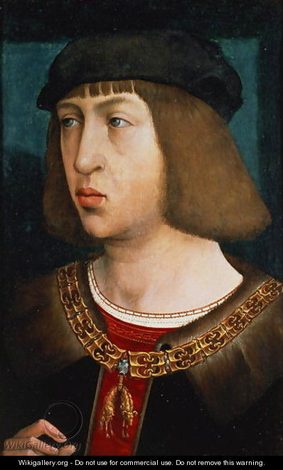 Philip I of Spain 1478-1506 - Flandes Juan de